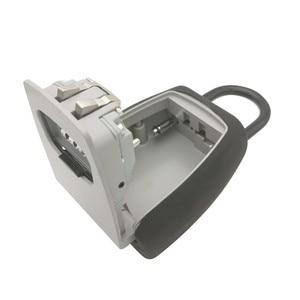 Image 2 - Outdoor Key Safe Deposit Box Key Storage Safe Box With Code Combination Lock Box For keys