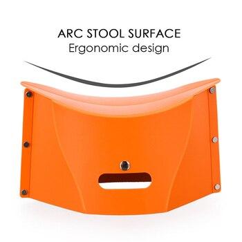 Tabouret pliable Portable chaise pliante si ge l ger voyage chaise de p che en plein