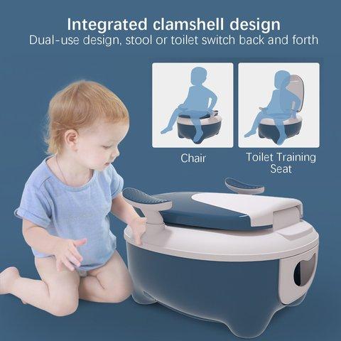tampa treinamento toalete assento dobravel