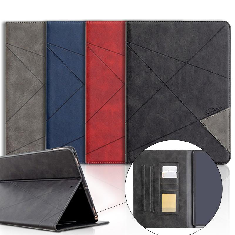 Leather Case for <font><b>Samsung</b></font> <font><b>Galaxy</b></font> <font><b>Tab</b></font> <font><b>A</b></font> <font><b>10</b></font>.<font><b>1</b></font> <font><b>10</b></font> <font><b>1</b></font> <font><b>2019</b></font> SM-T515 T515 T510 Luxury Magnet Stand Case for <font><b>Galaxy</b></font> <font><b>Tab</b></font> <font><b>A</b></font> <font><b>2019</b></font> Flip Cover image