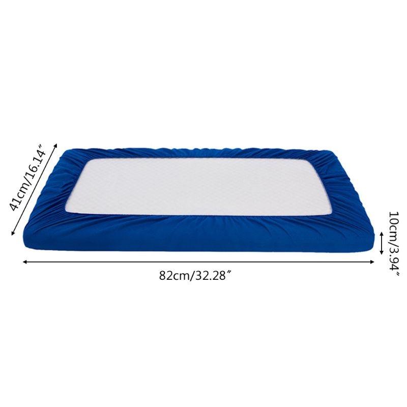 Crib Bassinet Sheet Baby Bed Mattress Cradle Cover Newborn Bedding Mini Cot Pad GXMB