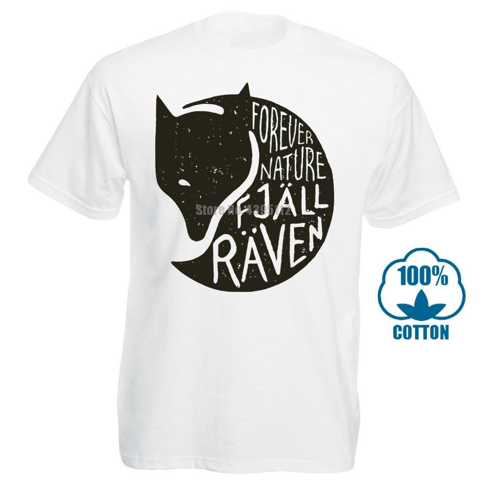 FjÄ ; LlrÄ ; Ven Mens Forever Nature T Shirt 2018 Brand T Shirt Men Fashion 031376