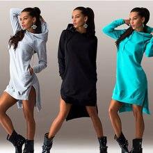 Женский пуловер с карманами повседневные толстовки женский спортивный