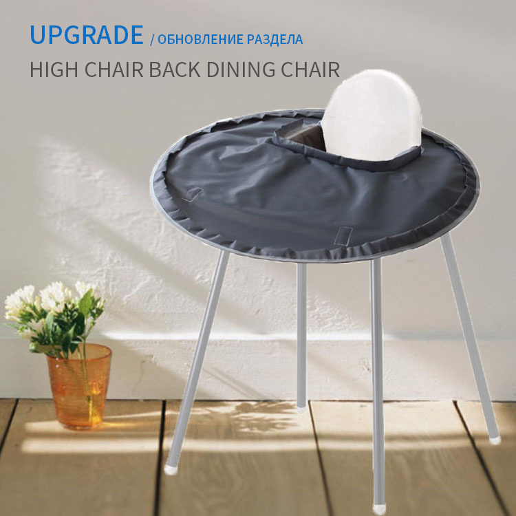 Baby Dining Chair Cushion Eating Chair Pad To Prevent Littering Food High Chair Back Dining Chair Applicable