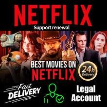 Netflixes premium acc 4k hd 1-5 telas 100 estável disponível em todo o mundo