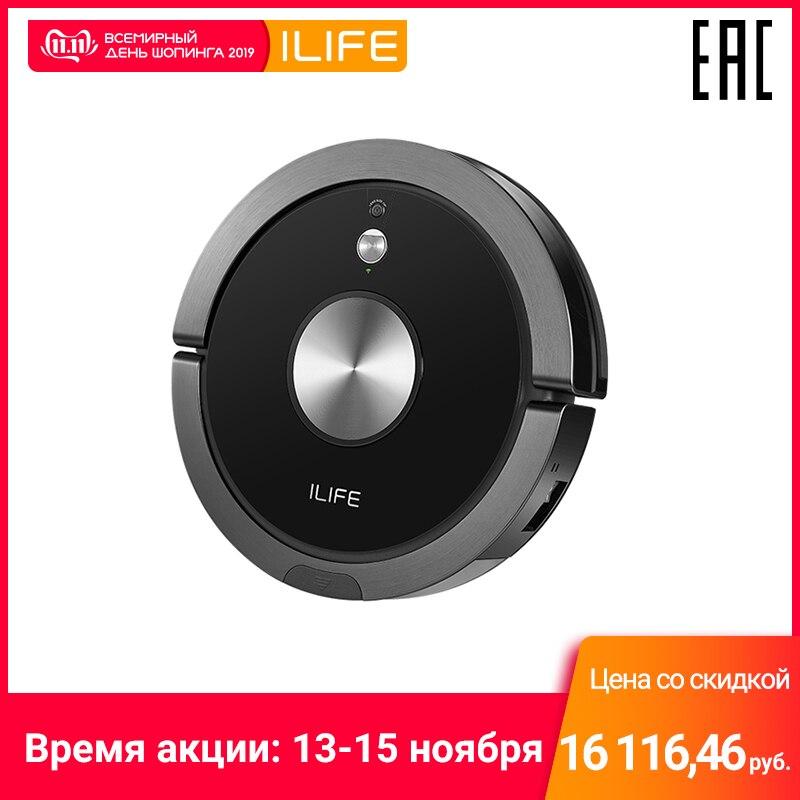 Robot aspirapolvere ILIFE A9s