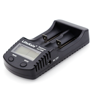 Image 5 - Liitokala Lii500 LCD Chargeur De Batterie, Charge 18650 18350 18500 16340 10440 14500 26650 1.2V AA AAA NiMH Batterie