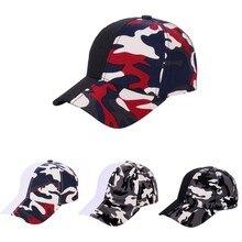 Новая бейсболка s летняя дышащая бейсбольная кепка для женщин и мужчин Регулируемая Shantou камуфляжная строчка бейсбольная сетчатая Кепка