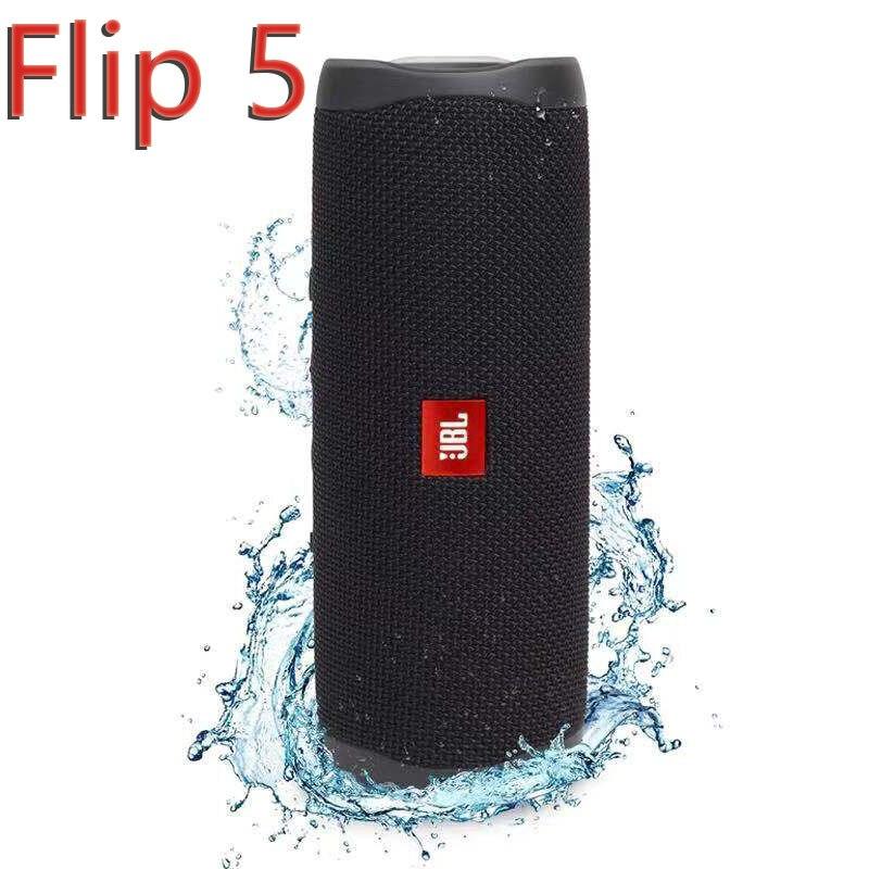 Mini aleta 5 alto-falante portátil pc bluetooth subwoofer área funcional tweeter impermeável ao ar livre áudio jbling