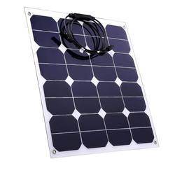 Sunpower flexible solar kit 50W 18V Monocrystalline solar panel for home use