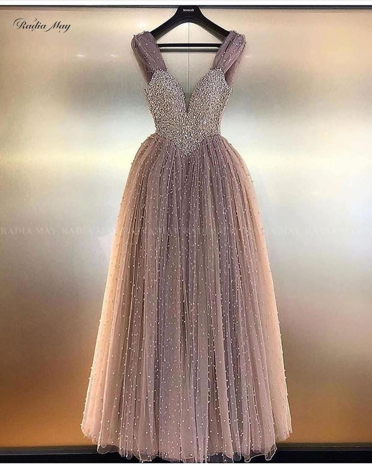 Lavender Tulle Pearls Puffy Ball Gown Quinceanera Dress 2020 Sweet 16 Dresses Sweetheart Off Shoulder Lilac Prom Party Gowns