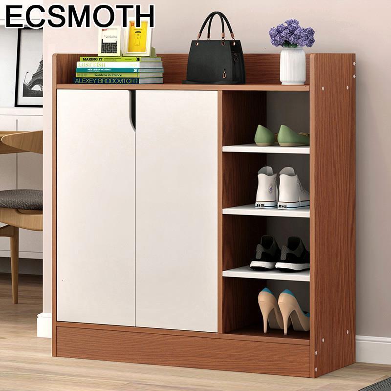 Para El Hogar Zapato Placard De Rangement font b Closet b font Home Organizador Mueble Furniture
