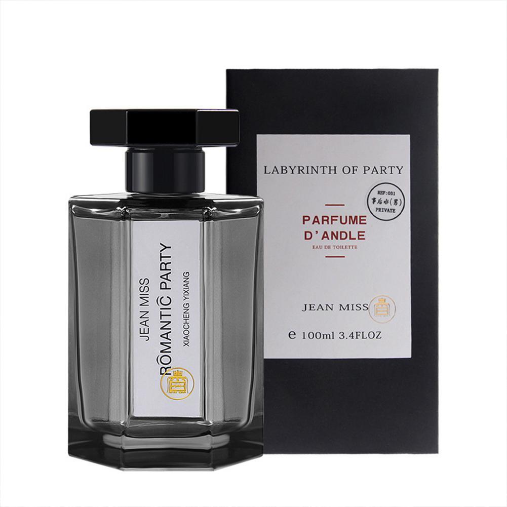 100ml Männer Eau De Toilette Original Parfüm Für Frauen Und Männer der Aromatischen Duft Antitranspirantien Lange anhaltende Männlichen Parfum spray