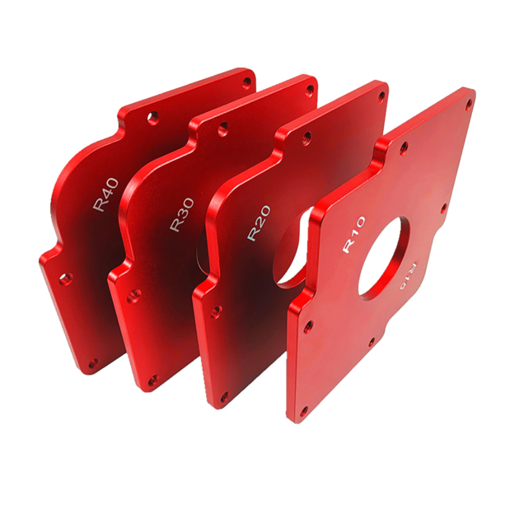 1PCS Practical Router Table Corner Jig Radius Chamfer Profile Template For Professional Efficient Woodworking Trimming Tools