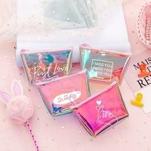 Модный кошелек для девочек, Детский кошелек, Детская сумка для денег, переносная сумка для ключей, держатель для карт, USB кабель, органайзер, сумка