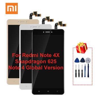 5 5 #8222 dla Xiaomi Redmi Note 4X wyświetlacz LCD ekran dotykowy części zamienne do Redmi Note 4 wyświetlacz Snapdragon 625 tanie i dobre opinie MSMADE Pojemnościowy ekran 1920x1080 3 For Xiaomi Redmi Note 4X LCD i ekran dotykowy Digitizer Nowy 4X Redmi Nocie Black White Gold