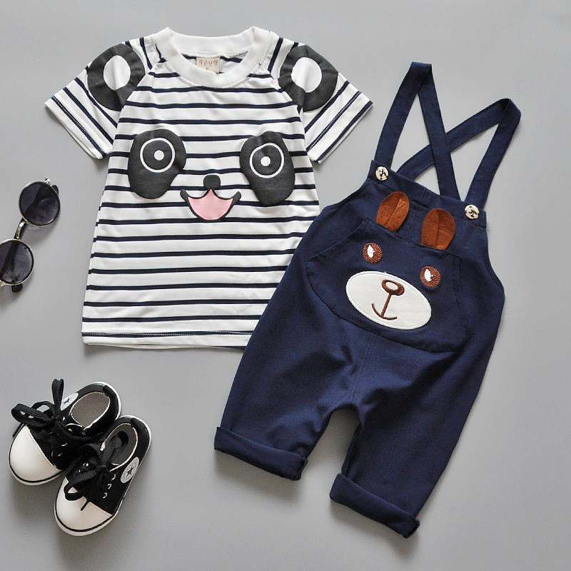 2020 Long Sleeve SUMMER Children Clothing Baby Girls T-shirt+Jeans Outfit Kids Clothes Girls Sport Suits For Girls Sets 1-4 Year 1