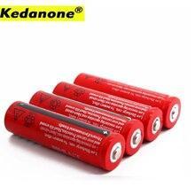 18650 batterie 3,7 V 4200 mAh Li-Ion Akku für LED Taschenlampe Akkus Accelerator + Kostenloser Versand