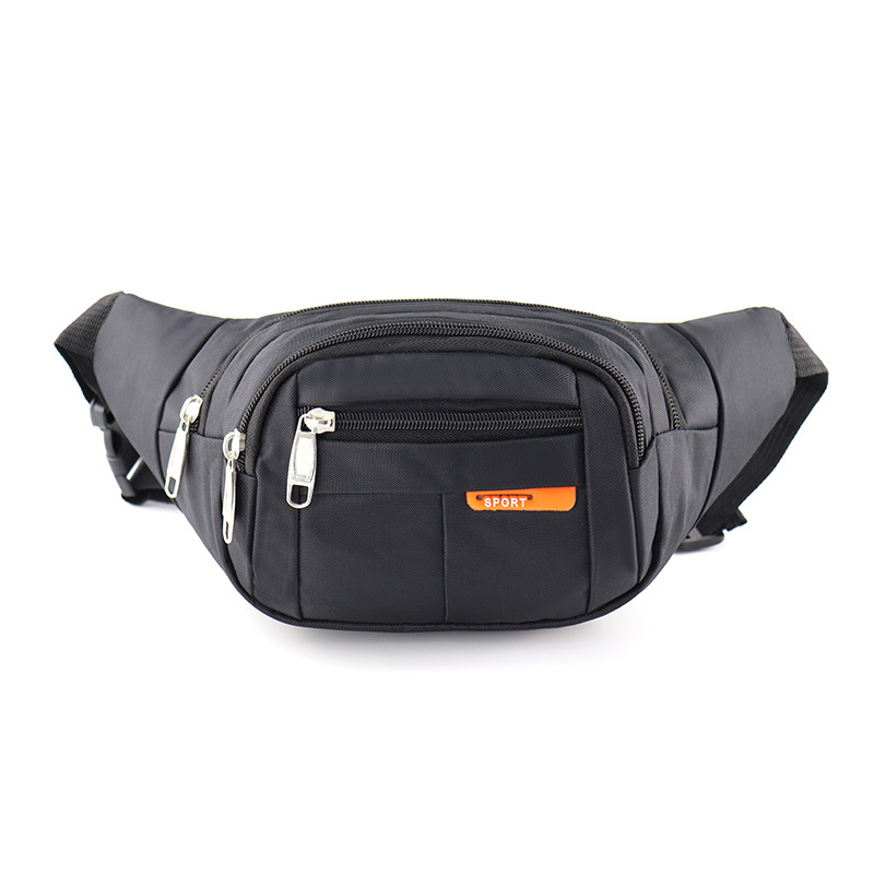NEW ARRIVAL wallet Polyester fibe Men 39 s Wallet waterproof Travel For Mobile Phone Bag Money Belt bag multifunction bag Carteir in Waist Packs from Luggage amp Bags