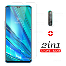 Glass-Protector Oppo Realme 3-Protective-Glass Redme 2-In-1-Camera for 5-pro/X2/3-protective-glass/..