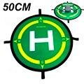 50 см посадочная площадка парковка зона фартук Вертолетная площадка для DJI Mavic Pro Air MINI Mavic 2 Zoom Spark phantom 3 4 PRO Inspire Yuneec Drone