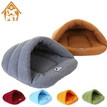 Winter Warm Slippers Style Dog Bed Pet Dog House Lovely Soft Suitable Cat Dog Bed House for Pets Cushion High Quality Products(China)