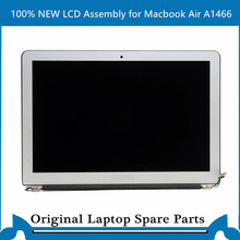 New Complete LCD Assembly  for Macbook Air 13 inch  A1466 LCD Screen  Display Panel 2013-2017 Tested