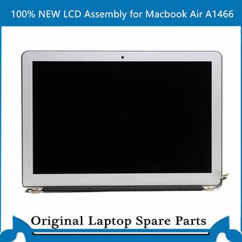 цена на New Complete LCD Assembly  for Macbook Air 13 inch  A1466 LCD Screen  Display Panel 2013-2017 Tested