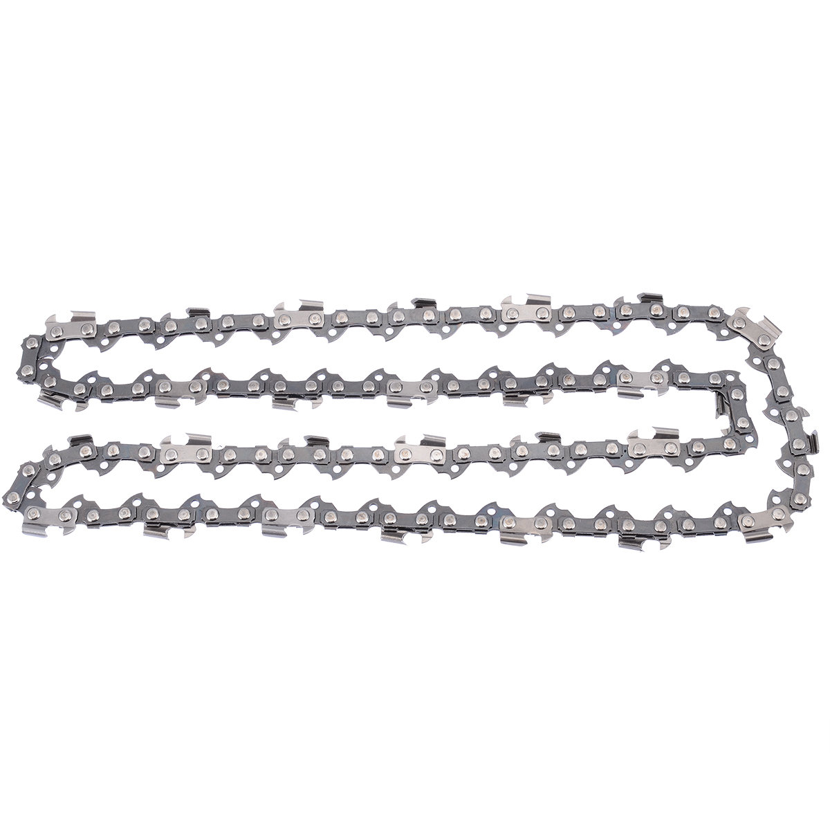 1Pcs Steel <font><b>16</b></font> <font><b>Inch</b></font> <font><b>Chainsaw</b></font> Saw <font><b>Chain</b></font> Blade For 3/8