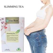Slimming Tea Promote Detoxification Fat Burning Detox Tea He