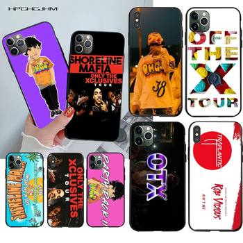 YJZFDYRM Shoreline Mafia OhGeesy Still OTX Tour Soft Phone Cover for iPhone 11 pro XS MAX 8 7 6 6S Plus X 5S SE 2020 XR case image