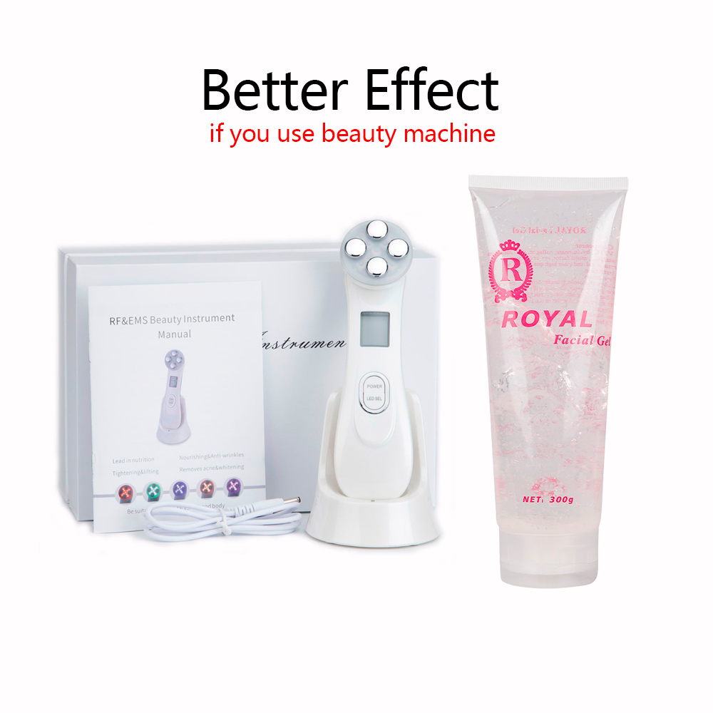 Dropshipping Beauty Gel Slimming Gel Skin Rejuvenation Mouisture Deep Hydration Skin Tightening Lifting For RF Beauty Machine