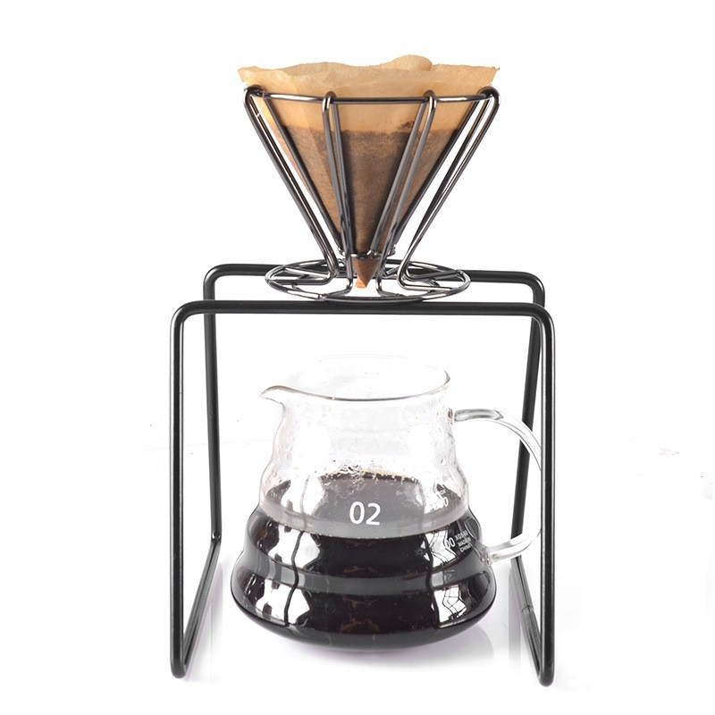 Creative Hand-washed Coffee Filter Ins Wind Simple Filter Cup Portable Travel Outdoor Drip Coffee Cup Drip Filter