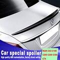Новый дизайн для Mercedes-benz W205 C63 C180 C200 C260 C300 C74 ABS  высококачественный Задний спойлер крыла багажника от C200 C260