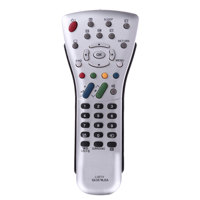 LCD TV Home Remote Control Universal Accessories Durable Practical Led Replacement Convenient ABS For SHARP GA387WJSA GA085WJSA