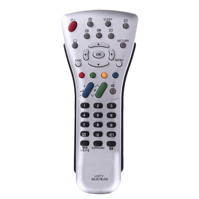 Lcd Tv Home Afstandsbediening Universele Accessoires Duurzaam Praktische Led Vervanging Handig Abs Voor Sharp GA387WJSA GA085WJSA