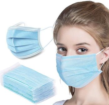 Protective Anti Flu Dust Pollution Mask Face Allergy Particulate Face Filter Air Purification respirator Gas PK KN95 N95 ffp3