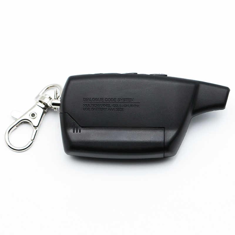 Чехол для ключей DXL 3000, брелок с ЖК-дисплеем для двухсторонней автомобильной сигнализации PANDORA DXL3000, брелок с пультом дистанционного управления