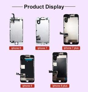 Image 3 - Класс AAA + + + экран для iPhone 6 6S Plus ЖК дигитайзер полная сборка для iPhone 7 дисплей для Apple с камерой ушной динамик