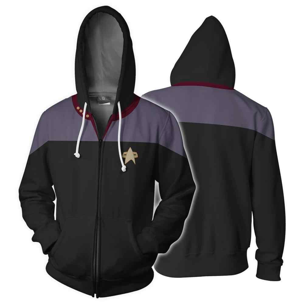 스타 게이트 SG-1 Full Zip Mens 패션 후드 쿨 풀오버 Thin Funny Coat Jacket 유니섹스 점퍼 스웻 셔츠 코스프레