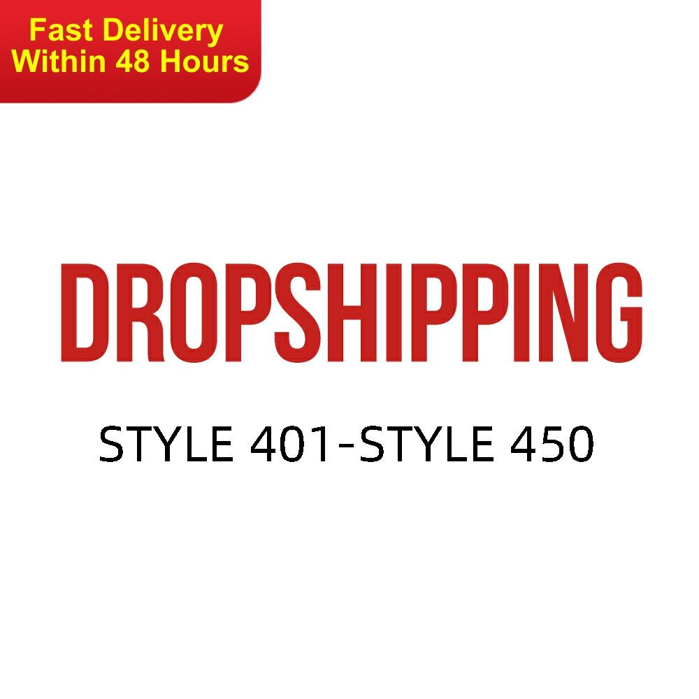 US DROPSHIP LINK ADULT STYLE 401-STYLE 450