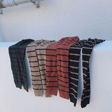 kids cotton leggings for girls ribbed baby winter boy knit children legging collants fille enfant