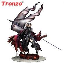 Tronzo Fate Grand Order Jeanne d arc Alter PVC 피규어 액션 모델 완구 FGO Avenger Jeanne Alter Collectible 입상 인형 완구