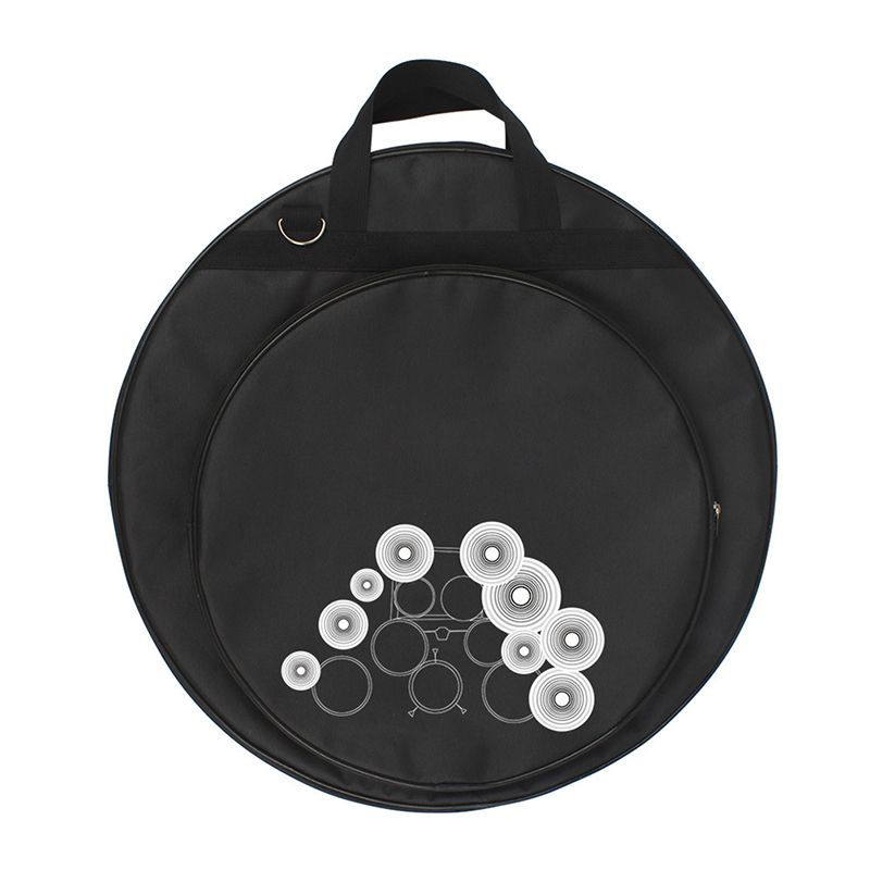 Dish-Bag Lightning Musical-Instrument 21inch Travel Cotton Round-Packaging Foldable Plus