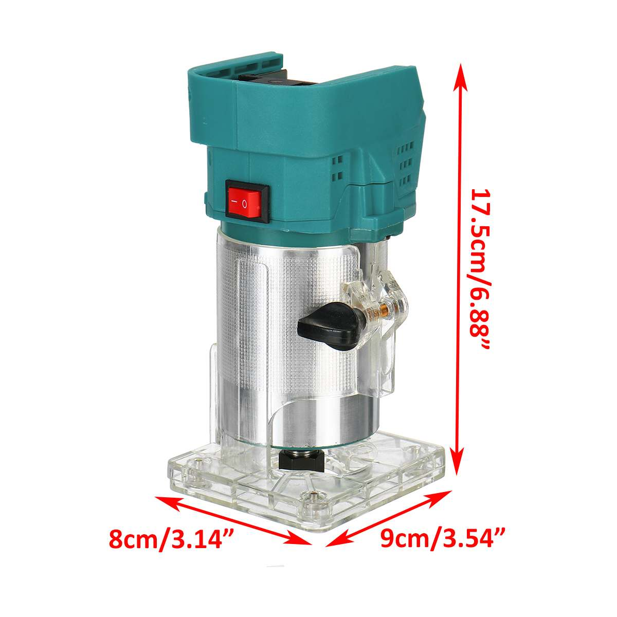 Wood Trimming Carving 850W Electric Cutter Slotting For Milling Battery Hand Wookworking Makita Machine Engraving Router Trimmer