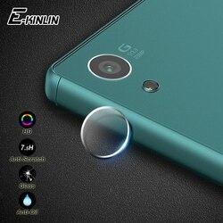 Voltar Lente Da Câmera de Proteção Para Sony Xperia Z5 Z4 Z3 Z2 Z1 Z L36H L39H Compacto Premium E5 M5 M4 filme Protetor de Vidro temperado