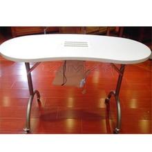 Manicure table chair scrivania con aspirapolvere Spa Attrezzature per Saloni simple portable special manicure table