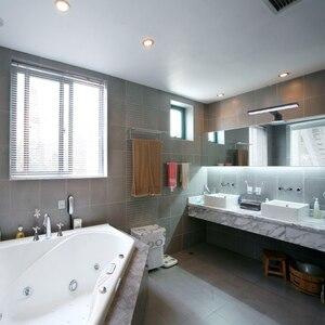 Image 3 - Luz LED de pared para espejo de baño, lámpara de tocador, IP44, blanco neutro, 30cm, 60cm
