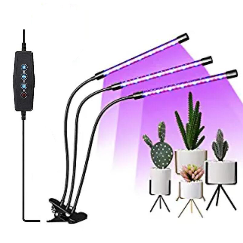 USB LED Plant Light Full Spectrum DC 5V Flexible Grow Lights Phyto Lamp For Indoor Garden House Flower Hydroponic Grow Lamp