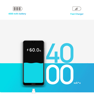 Image 4 - Huawei Y7 2019 Global Versie DUB LX1 Dual Sim Octacore Smartphone 3G 32G 4000 Mah 6.26 Inch Gezicht Id unlock Ai Camera Cellphone